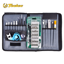 60 in 1 Precision Screwdriver Set Chrome Vanadium Magnetic Screwdriver Tool Kit for PC Laptop Mobile Phone Compact Repair hoen 98pcs chrome vanadium steel screwdriver tool set screwdriver bits extension rod screwdriver sleeve hand tool kit
