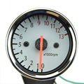 """Kris """"Universal Mechanica 13000RPM Scooter Analog Tachometer Gauge For Motorcycle  hot"""