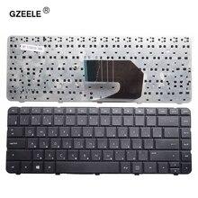GZEELE rosyjska klawiatura do HP Pavilion G43 G4 1000 G6S G6T G6X G6 1000 CQ43 CQ43 100 G57 430 SG 46740 XAA 697530 251 RU czarny