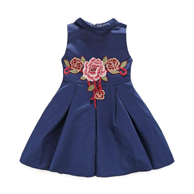 Детские платья красивые китайские