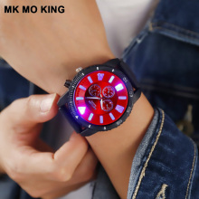US $3.85 50% OFF|2019 New Couples Watch Illuminated lighting Quartz Watch Mens Ladies casual Fashion Sport Clock students lovers Watches Gifts-in Lover's Watches from Watches on AliExpress - 11.11_Double 11_Singles' Day