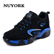 NUYORK Men shoes Spring autumn boys shoes a new fashion male fitness Dichotomanthes end men casual shoes big size 11  hot sale