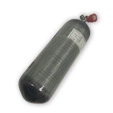 AC10911 Carbon Fiber Tank 9L CE 300Bar 450Psi For PCP Air Gun Paintball Refilling Diving Bottle 2018 Acecare