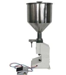 Pneumatic Liquid and Cream Filling Machine for lotion/shampoo/bath shower