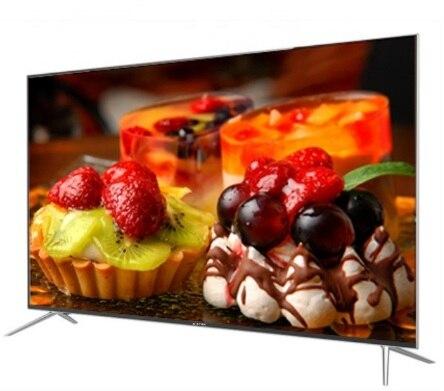Écran de moniteur de TV de 75 pouces écran de LED intelligent android 4 K télévision LED (ne peut pas être expédié dans certains pays)