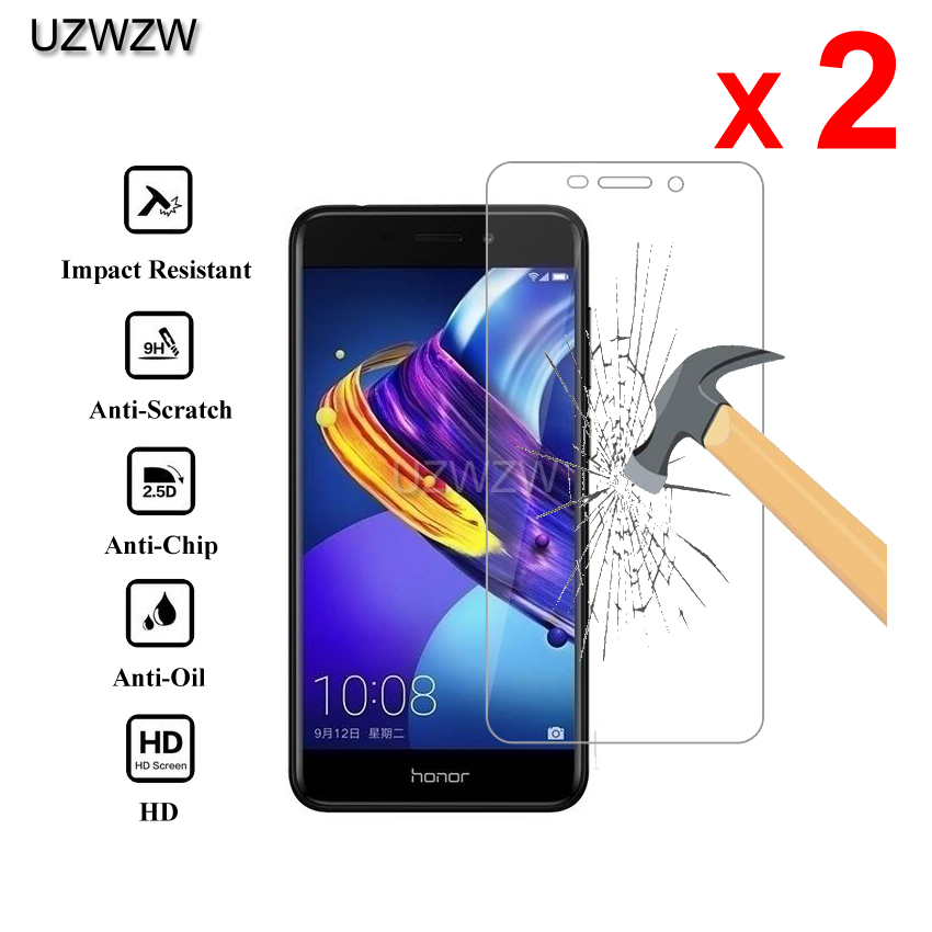 2pcs For Huawei Honor 6C Pro Glass Premium 2.5D Tempered Glass Screen Protector For Huawei Honor 6C Pro Protective Glass