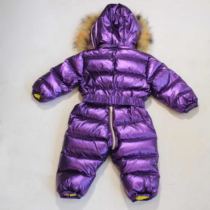 ... Orangemom -40 разработан зимний комбинезон для девочек одежда, От 1 до  4 лет ... 47993c88d41