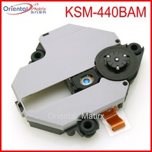Free Shipping Original KSM-440BAM Optical Pick Up For Sony Playstation 1 PS1 KSM-440 With Mechanism Pick-up