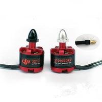 4Pcs Lot 2212 920KV Brushless Motor CW CCW For F330 F450 F550 X525 RC Mini Multicopters