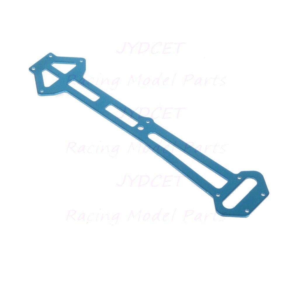 04002 (03990) Blauw En Paars Hsp Upgrade Onderdelen Aluminium Radio Tray Voor 1:10 Hsp Rc Auto 94107 94110 94111 94170 Duurzame Service