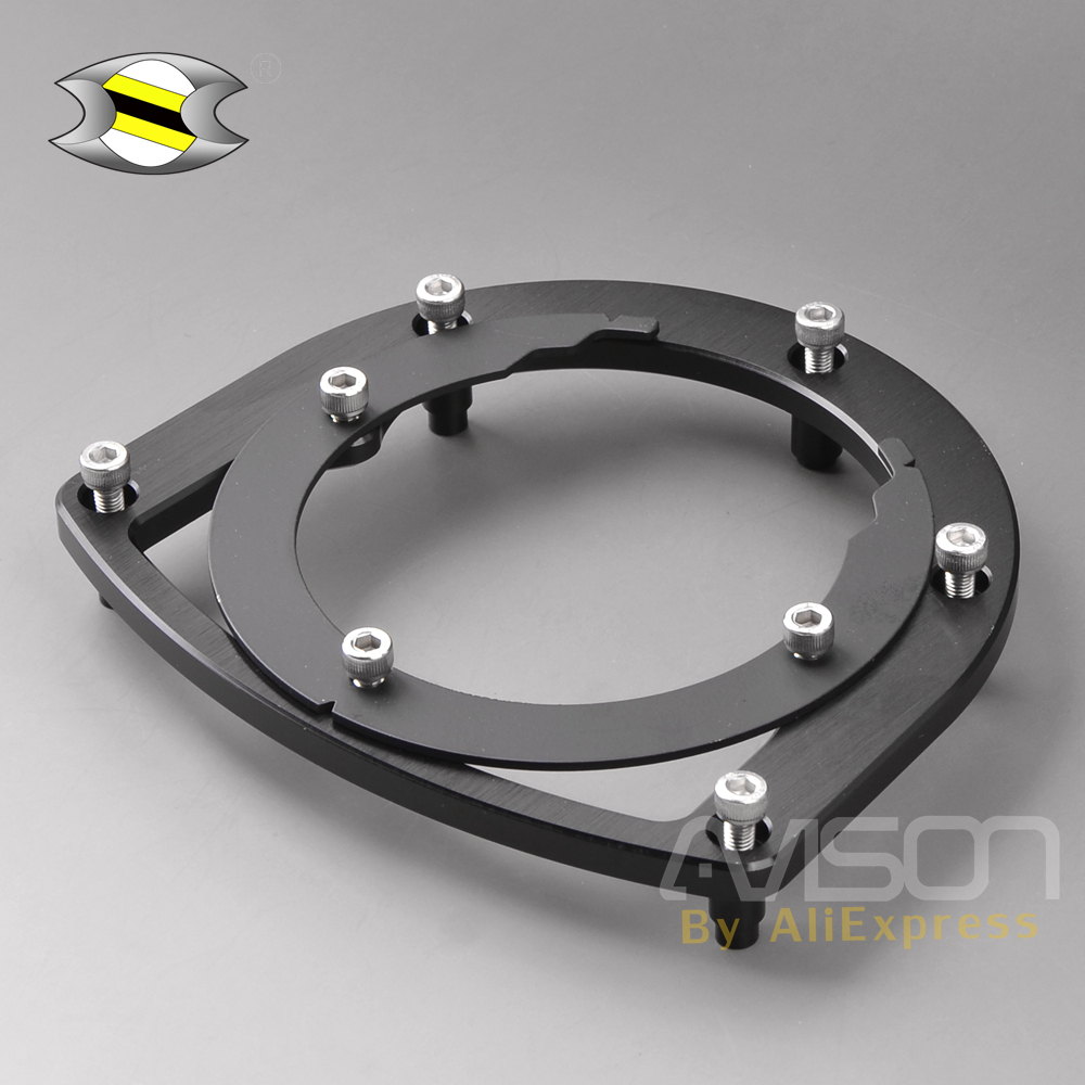 QUICK-LOCK Easy Lock Tankring / Tank Adapter BF09 For  Ducati Monster 696 796 1100 08 -14 / Monster 1100 Evo 11-12