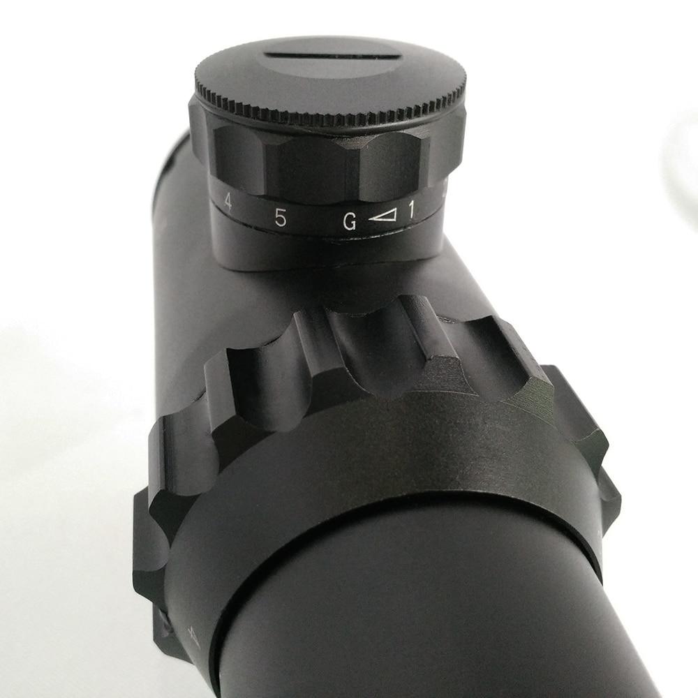 ED riflescope