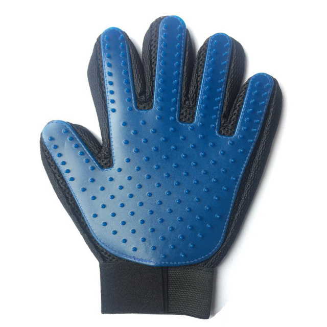 Pet Hair Glove Brush Comb