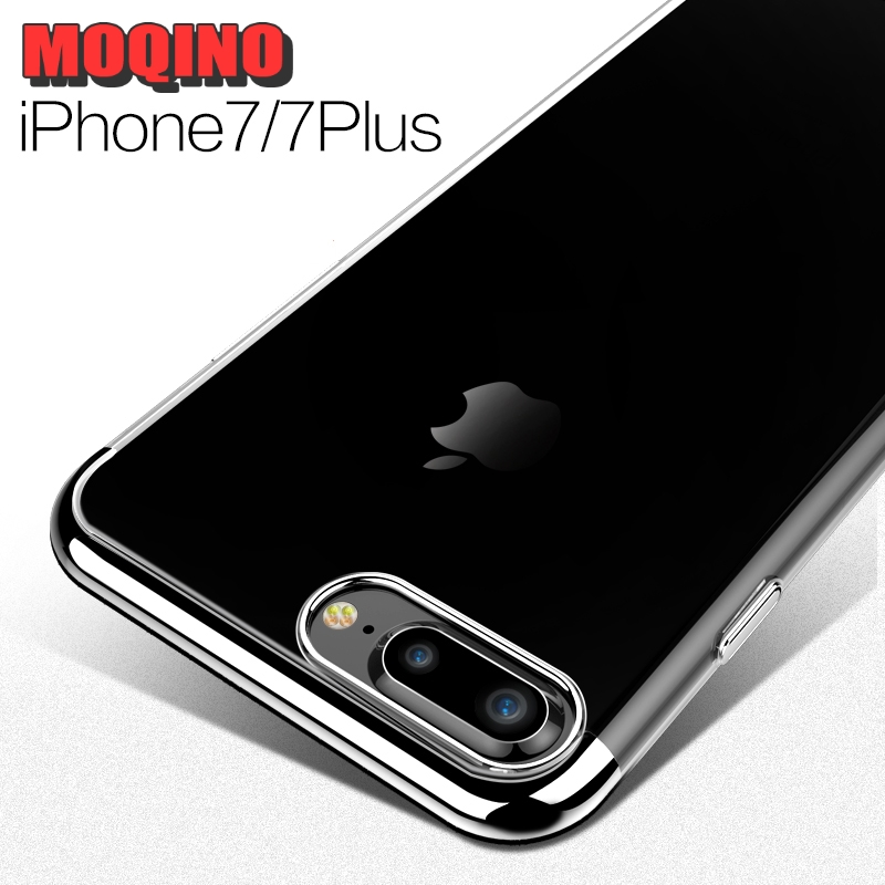 Jet Black Soft iPhone 6 6s 7 8 6 Plus 7 Plus 8Plus սիլիկոնե - Բջջային հեռախոսի պարագաներ և պահեստամասեր - Լուսանկար 5
