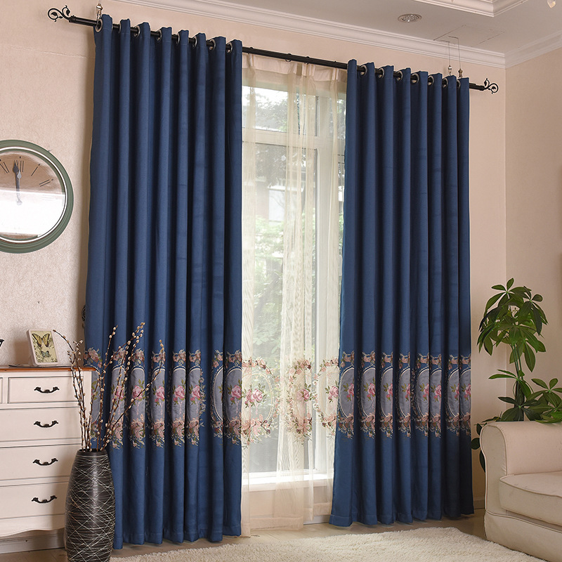 Big Hook Curtains For Living Room