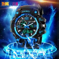 SKMEI Luxury Brand Fashion Sport Super Men S Quartz Digital Watch Men Sports Watches LED Military