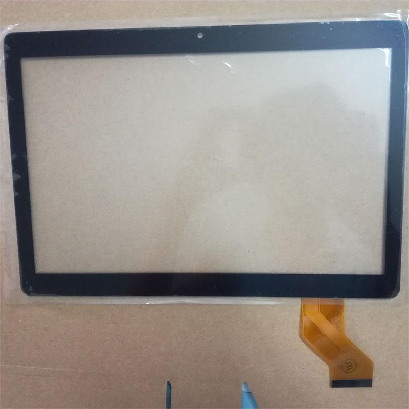 Tela sensível ao toque de substituição para Tablet touch GT10PG127 FLT GT10PG127 V2.0 digitador DH/CH-1096A4-PG-FPC308-V01 ZS 166x236mm