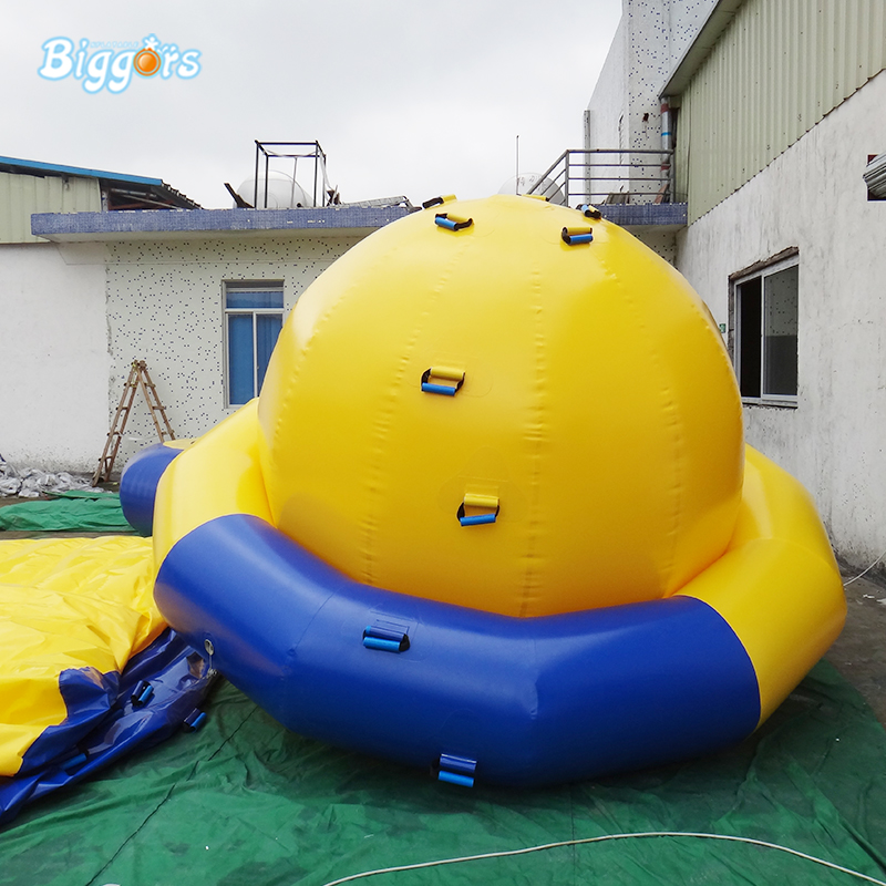 Tube remorquable gonflable de bateau de Disco de bateau de sport aquatique à vendre
