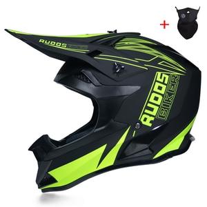 Image 3 - Professionele Lichtgewicht Motocross Helm Atv Off Road Downhill Cross Capacete Da Motocicleta Cascos Dot Goedgekeurd