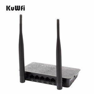 Image 4 - Kuwfi 802.11n 300 300mbps の無線ルータ無線 lan エクステンダーと 2/5dBi アンテナ強化 wifi 信号ワイヤレス ap ルータ無線 lan amplifie