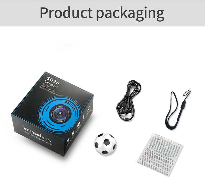 1080 P мини-камера для футбола видеокамера для мобильного обнаружения экшн-камера DV видео Диктофон Micro Cam креативная игрушка