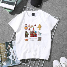 Vogue T-Shirt Lady Moscow Russia Classic T Shirt