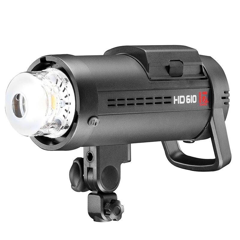 JINBEI HD-610 TTL HSS sin luz estroboscópica