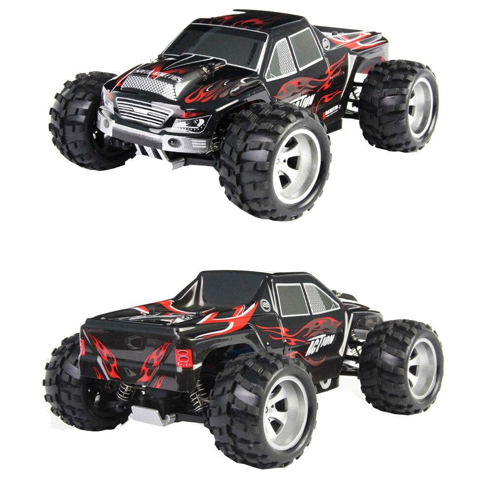 Wltoys A979 1:18 2.4G 4WD RC Truck 50KMH High Speed Racing Truck hot sale 17oct26 wltoys a979 1 18 2 4ghz 4wd monster truck