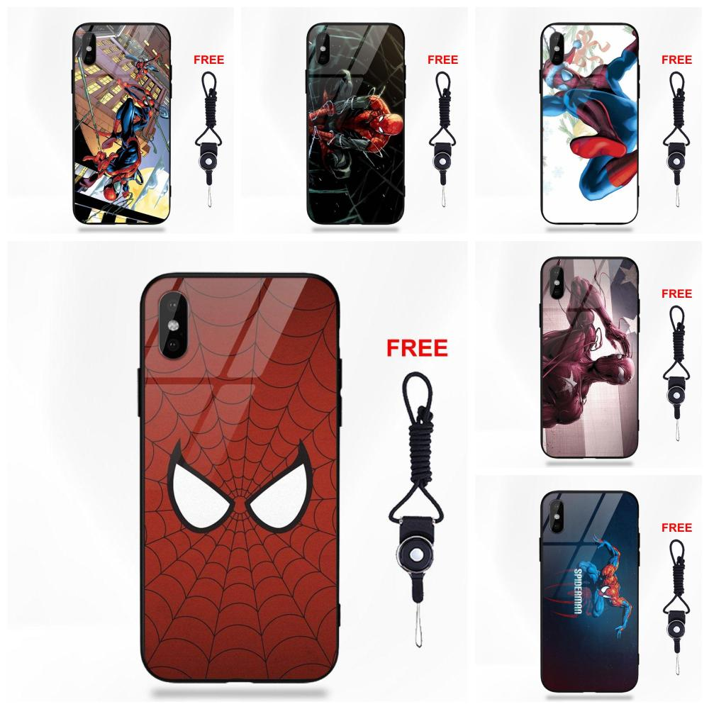 top 10 largest galaxy s8 spiderman case brands and get free