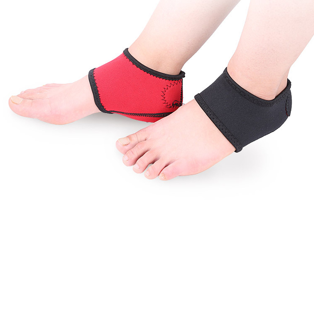 Plantar Fasciitis Socks Care Ankle Protective Protector Tendonitis Spurs Cracked Pain Relief Heel Pad Men And Women Elasticity in Foot Care Tool from Beauty Health