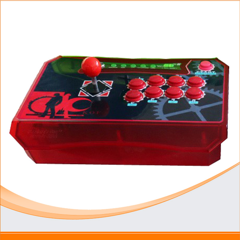 Arcade Console Wireless Arcade Stick Built in Pandora Box 4S 680 in 1 to PC PS3 XBOX360 Game