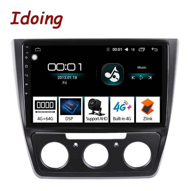 Navigation วิทยุมัลติมีเดียสำหรับ Idoing Octa 1