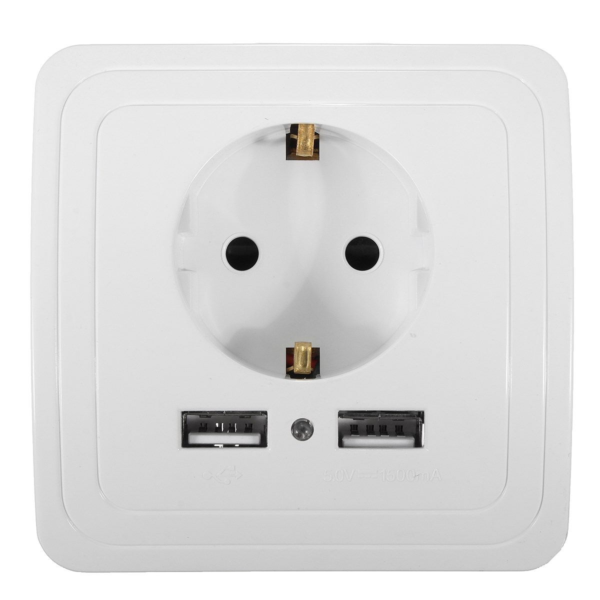 Fuse Box Usb Wall Charger : New arrival a dual usb port wall charger adapter eu plug