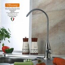 Viborg 304 Edelstahl bleifreie Küche Trinken Wasserfilter Wasserhahn Filtration System Luftreiniger Tap für Gefiltertes Wasser