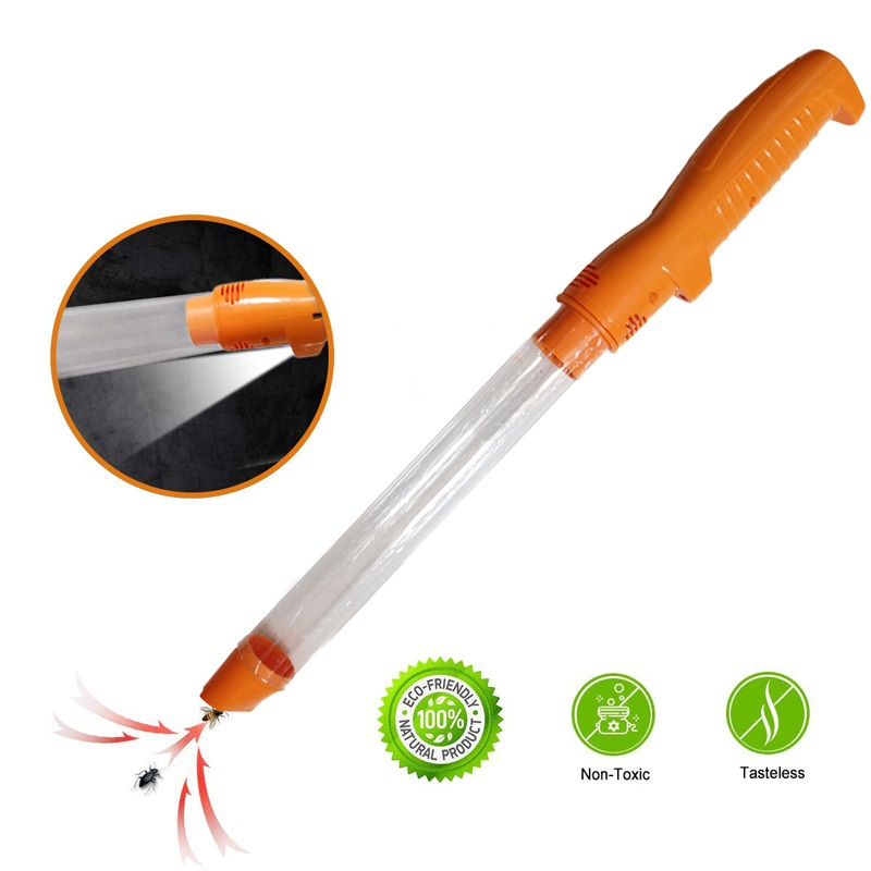 Littel Sucker Spider Vacuum LED Insect Suction Trap Catcher Fly Bugs Buster Ultrasonic Pest Repeller Pest Contro