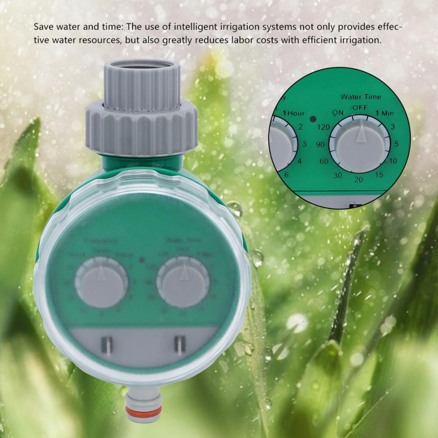 Irrigation-Timer Automatic-Controller Home Garden title=