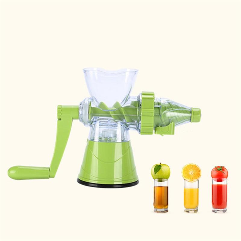 BEIJAMEI Hot Citrus Pomegranate Juicer Apple Orange Juicer Machine Manual Nutritional Fruit Vegetable Juicer Extractor все цены