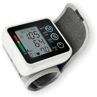 בריאות 1 pc דופק דיגיטלי זרוע לחץ דם יד מדידה המכונה צג מד אוטומטי מד לחץ דם דופק Tonometer