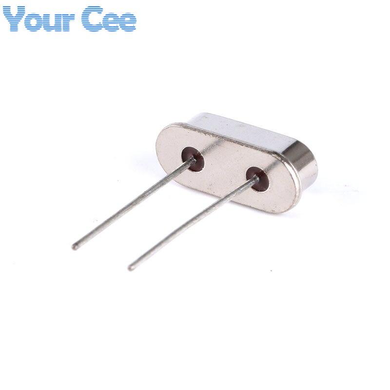 10pcs 48M 48MHZ Mini Crystal Oscillator Passive Quartz Resonator HC-49S