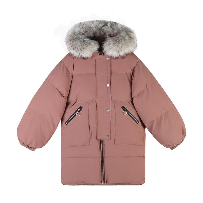 2017 New Jacket Women Winter Hooded Coat Womens Medium-Long Cotton Padded Warm Jacket Coat High Quality Hot Sale Female Parkas
