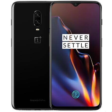 "Original Oneplus 6T Mobile Phone 6/8GB RAM 128/256GB ROM Snapdragon 845 Octa Core 6.41"" Dual Camera Screen Unlock NFC Cellphone"