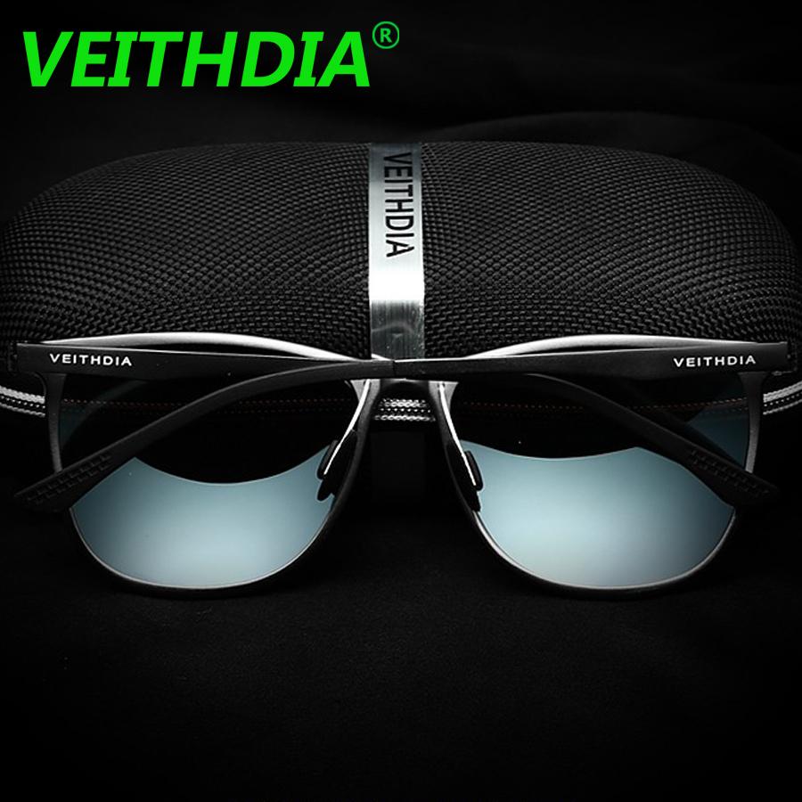 c202d1af4e VEITHDIA Retro Aluminum Magnesium Brand Men s Sunglasses Polarized Lens  Vintage Eyewear Accessories Sun Glasses For Men 6623-in Sunglasses from  Apparel ...