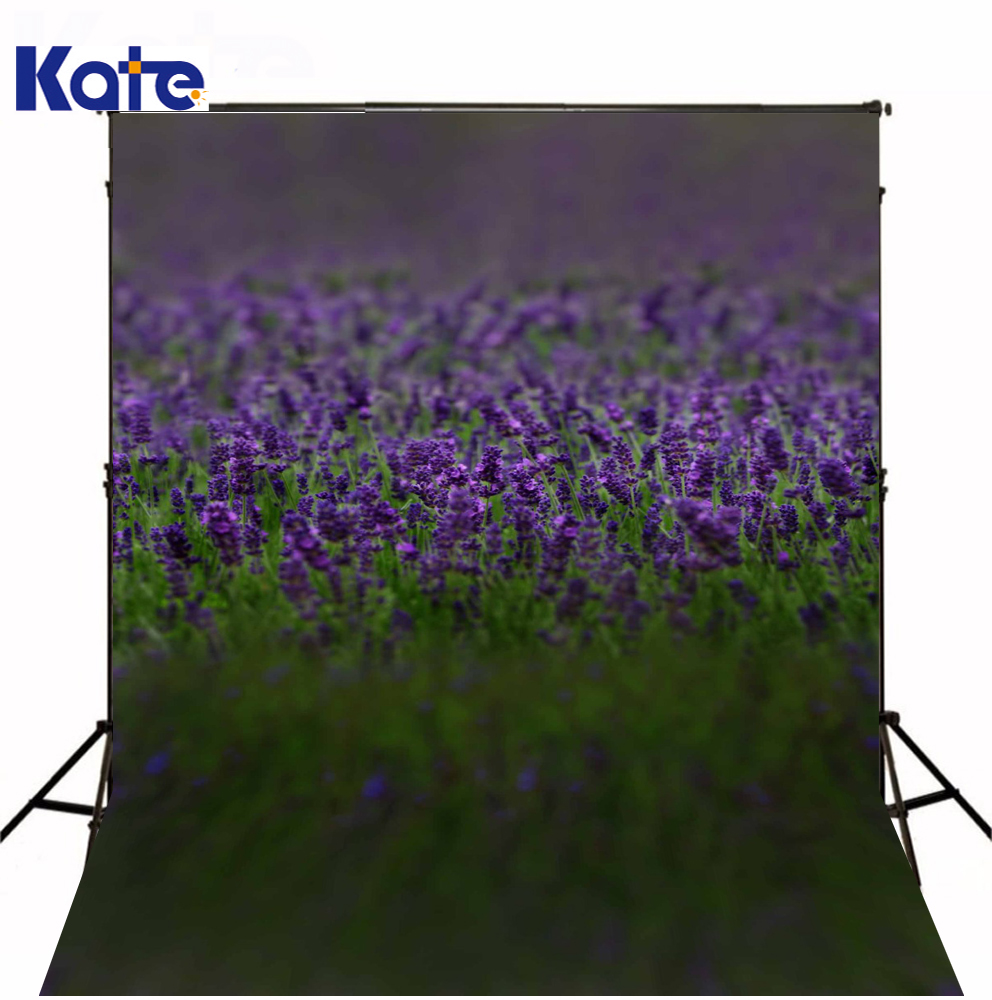 Kate Digital Printing Purple Newborn Backdrop Photography Wedding Lavender Background For Children Photographic Background