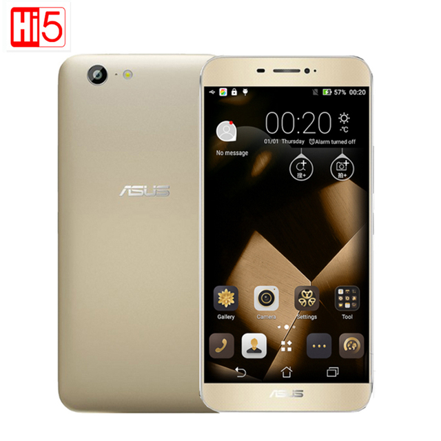 "Original ASUS Pegasus 5000 X005 4G Cell phone Battery 5000mAh MTK6753 Octa core 3GB RAM 16GB ROM 5.5"" 1920x1080 Android 5.1"