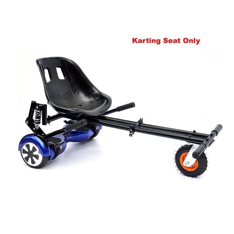 מוצר - Hover Kart Go Kart Hoverboard Seats Shock Absorbing Karting ...
