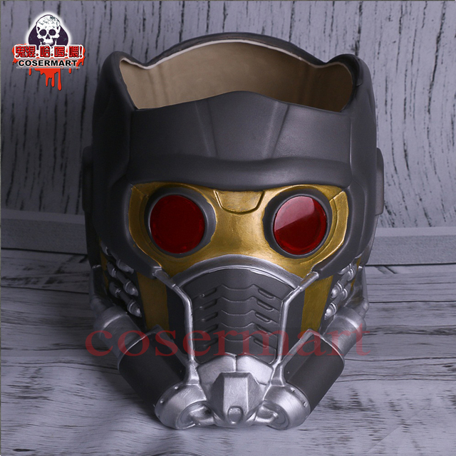Populaire Guardians of the Galaxy Helmet Mask Cosplay Peter Quill Helmet  AU77