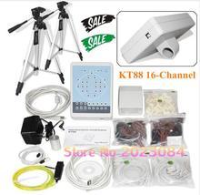 KT88-1016 16-канал Портативный цифровой ЭЭГ картирование scanne