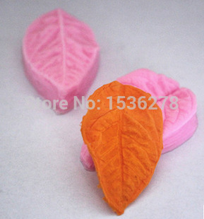 Kitchen DIY Creative Fondant Liquid Silicone Cake Mold-Sided Printing Mode Petals Meridian Molding Mold Clamping A428