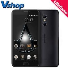 Оригинал Ulefone Близнецы 4 г мобильного телефона Android 6.0 3 ГБ Оперативная память 32 ГБ Встроенная память Quad Core Смартфон 1080 P 3 Камера 5.5 дюймов сотовый телефон
