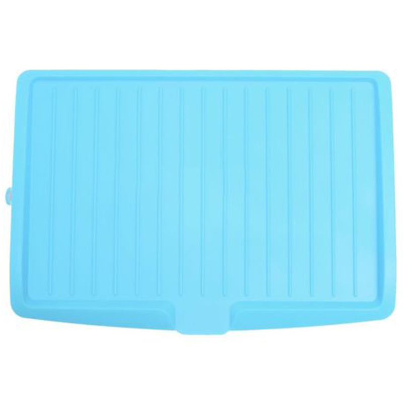 Hot salePlastic Dish Drainer Drip Tray Plate Cutlery Rack Kitchen Sink Rack Holder Large blue|kitchen cutlery trays|cutlery tray|large tray - title=